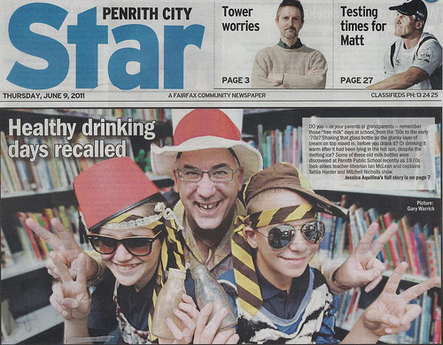 Penrith City Star article