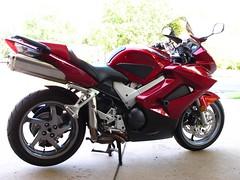 2007 Honda VFR Interceptor (mycrosmith) Tags: honda motorcycle racer vfr interceptor