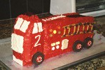 Fire Engine Cake 2