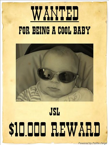 Wanted Poster-JSL