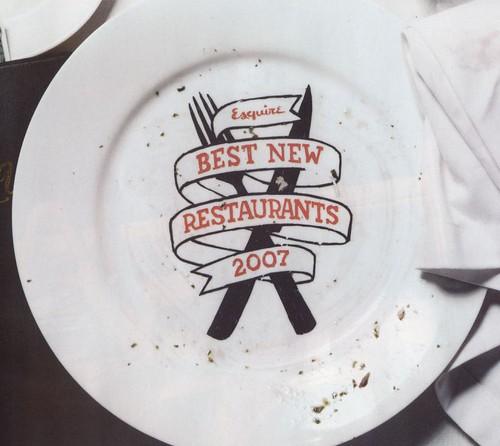 Esquire plate_Oct 2007