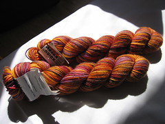 Sunshiney Skeins