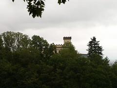 Friedensburg in Dresden Radebeul - sächsischer Weinwanderweg