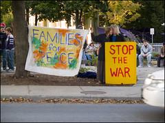 Families For Peace/Stop the War (Waywuwei) Tags: usa ny geotagged olympus e300 woodstock zuiko stopthewar zd familiesforpeace 1454mm geo:lat=42041022 geo:lon=74118576 p0710133793