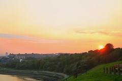 Sunset at North Shields (MajiksBox) Tags: brillianteyejewel