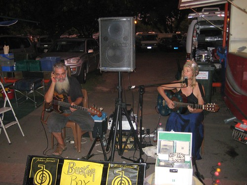 Buskers Mindil Beach Sunset Market
