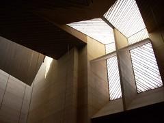 Crucifix window (Tiff-chan) Tags: architecture religion cathdral