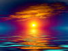 * AtriumSunset (*atrium09) Tags: sunset pordosol reflection topf25 colors photoshop topf50 flood venezuela surreal olympus falcon reflexo tucacas outstandingshots 25faves atrium09 abigfave diamondclassphotographer rubenseabra thegoldendreams
