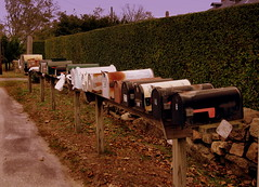 row of mail boxes (mbgrigby) Tags: row mailboxes supershot mywinner abigfave anawesomeshot blindphotographers extraordinarycomposition theperfectphotographer