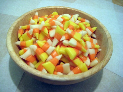 Homemade Candy Corn
