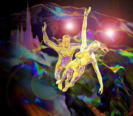 Image result for etheric body picture