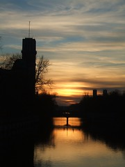 Sunset in winter. (Denise Stettler) Tags: winter sunset night munich bigmomma cy2 challengeyouwinner