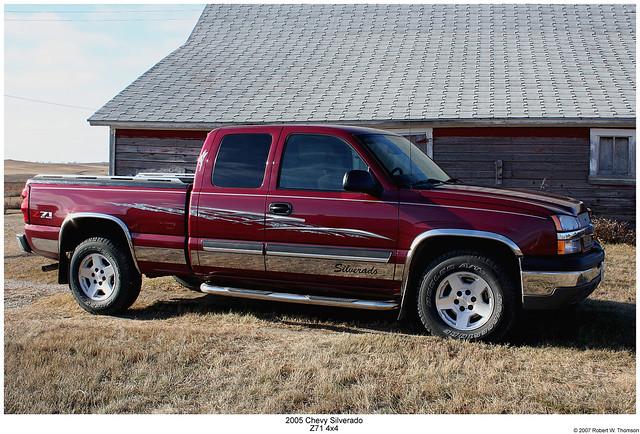 red chevrolet sport truck 4x4 farm maroon pickup chevy northdakota silverado extendedcab