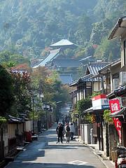 Miyajima Alley