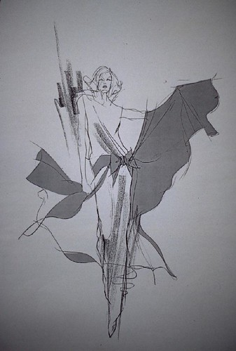 Sketch by Frederick Watson