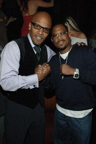 pictures from JAMIE FOXX 40th Birthday party in Vegas<br />