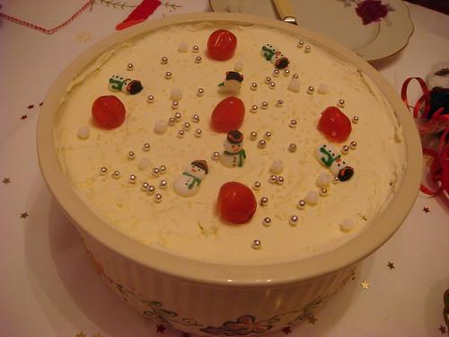 the trifle I made