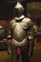 NYC - Metropolitan Museum of Art - Armor for Henry II of France (wallyg) Tags: nyc newyorkcity ny newyork art museum nhl manhattan landmark ues armor gothamist artmuseum metropolitanmuseum themet uppereastside metropolitanmuseumofart museummile armsandarmor nationalhistoriclandmark nationalregisterofhistoricplaces henryii usnationalhistoriclandmark nrhp aia150 usnationalregisterofhistoricplaces newyorkcitylandmarkspreservationcommission nyclpc kinghenryii tiennedelaune armsandarmorgalleries