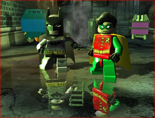 LEGO Batman screens on Kotaku