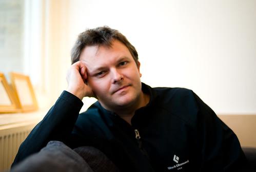 Stefan Magdalinski