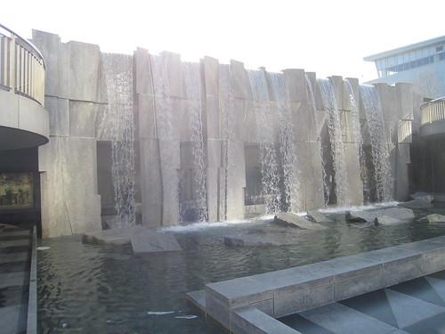 MLK Memorial Fountain