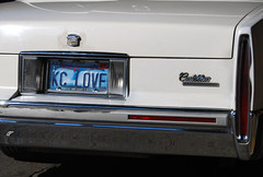 KC Love (Insecure_Dave) Tags: sanfrancisco california car boot bumper trunk fin caillac