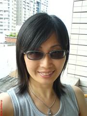 行政部主任~青錦姊姊,最近是團膳的主廚