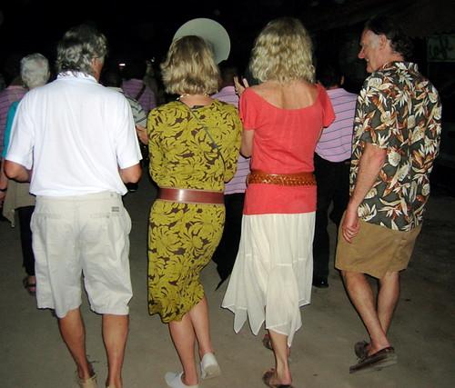 adult dancers