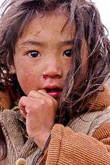Sichuan, Khampa nomads #3 (foto_morgana) Tags: poverty china portrait people asia child tibetan sichuan nomads minorities khampa mywinners abigfave theunforgettablepictures betterthangood nginationalgeographicbyitalianpeople khampanomads