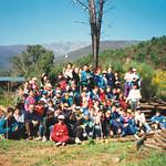 Acampada 6º 1991