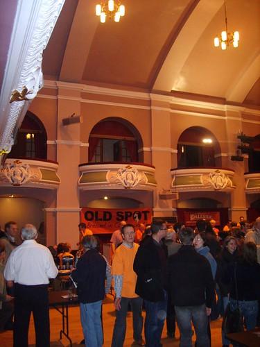 Ilkley beer festival