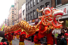 Chinese New Year's Parade; NYC by Global Jet, on Flickr