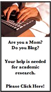 mom blogger web button