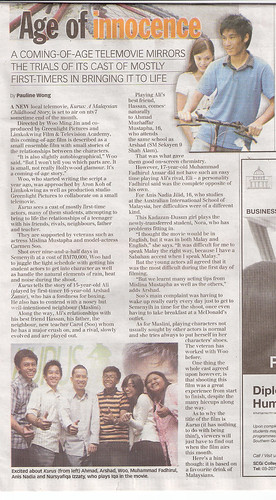KURUS featured in THE SUN
