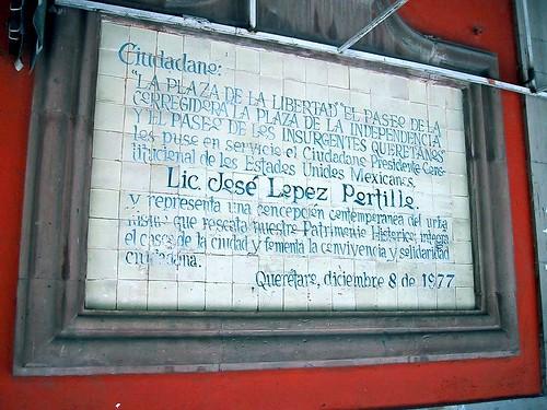 Querétaro, cartel
