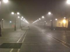 Niebla III (Geno_M) Tags: asturias paseo nocturna farolas gijon niebla platinumheartaward