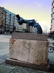 Escultura en Kungsportsavenyn