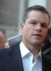 Matt Damon innan viktuppgången