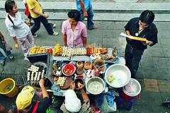 BANGKOK (BoazImages) Tags: life street travel people food holiday square thailand asia bangkok culture documentary siam cusine boazimages