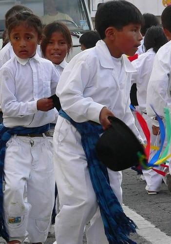 Ecuador Easter
