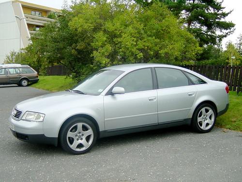 2004 Audi A6 2.5tdi saloon · Audi A6, originally uploaded by grothaug.