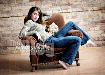 St. Paul Minnesota high school senior pictures
