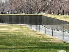 Vietnam Veteran´s Memorial Wall