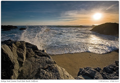 Bodega Head (Josh Sommers) Tags: ocean california sunset sea beach water exposure waves state head blended bodega tides weekendamerica alemdagqualityonlyclub