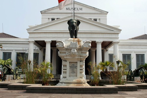Museum Nasional, Jakarta por DMahendra.