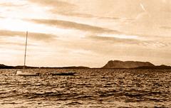 Sardegna sepia (Claudio Taras) Tags: claudio contrasto apx400 rodinal 35mmfilm bw bokeh biancoenero monocromo monochrom mare onde sepia film toned canona1 taras bokehlicious monochrome