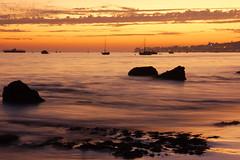 A perfect moment (Damian Gadal) Tags: california longexposure sunset santabarbara nikon october dusk nikond100 d100 2007
