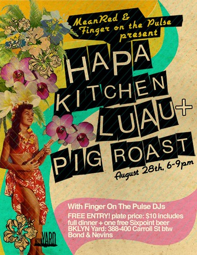 Hapa Kitchen Luau