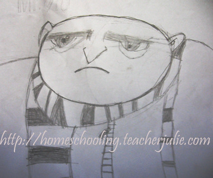 Mr, Gru