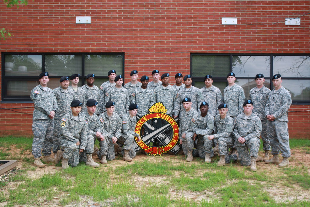 What is a 91a in the army